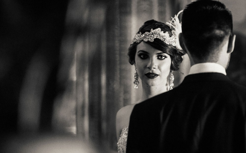 A great Gatsby Wedding in the East Bay, California by Heather Elizabeth Photography