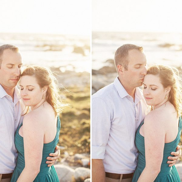 Shannon + Brian [ married ] Carmel Valley Elopement