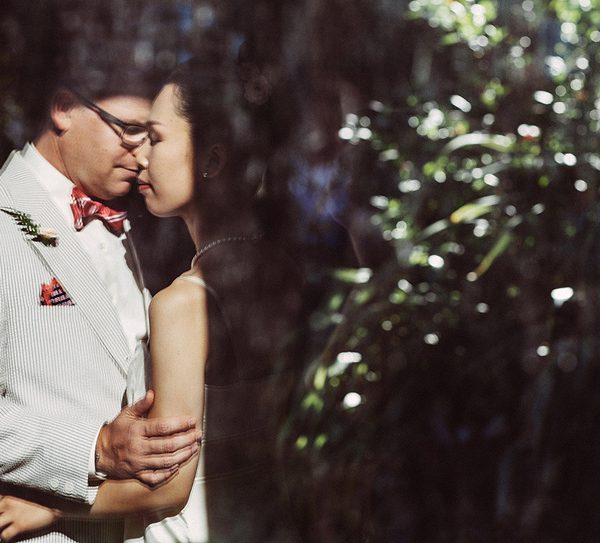 Naoko + Michael [ married ] Sunnyside Conservatory San Francisco