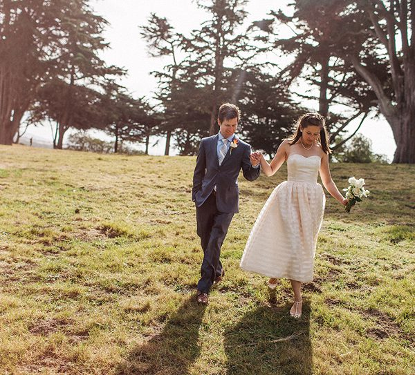 Alina + Andrew [ married ] Sutro Heights Park and Stern Grove San Francisco Wedding