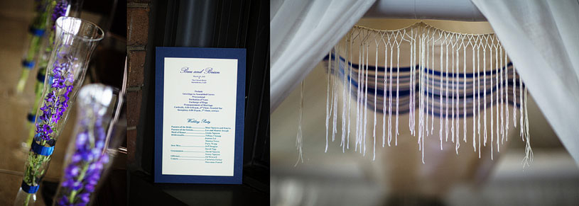 Kate Miller Event's wedding design at the Citizen Hotel
