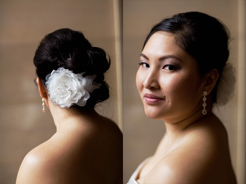 Beautiful bridal image at the Citizen hotel by Kate Miller Events