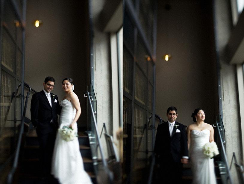 Fine art Wedding portrait at the Citizen Hotel