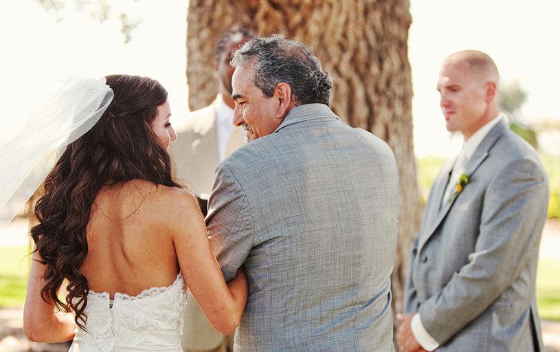Oakfarm Vineyards Wedding, Lodi, California