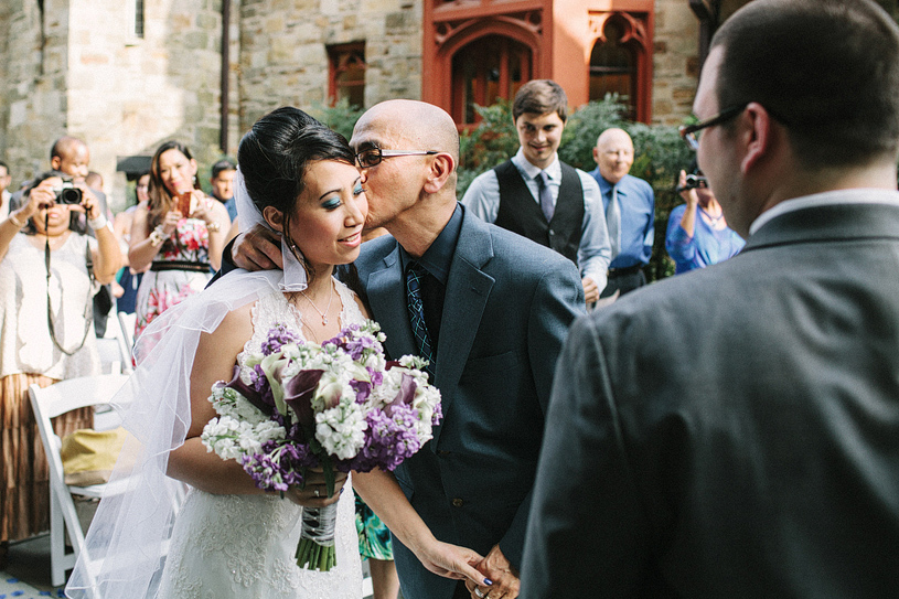 Cloister's Castle Wedding in Baltimore, MD