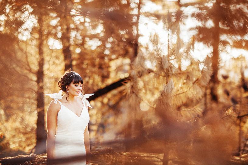Kristie Kelly dress in Yosemite California