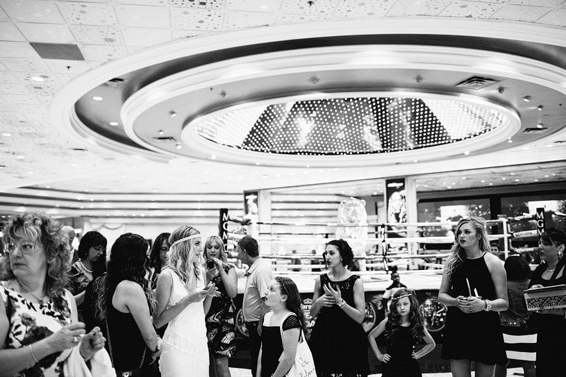 Las Vegas Wedding Photo Journalism
