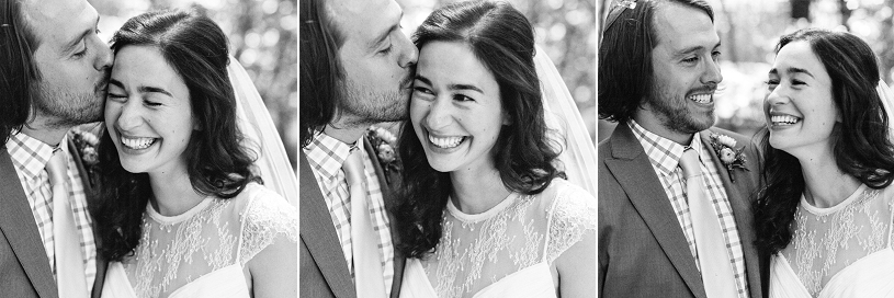 black and white film wedding photographer