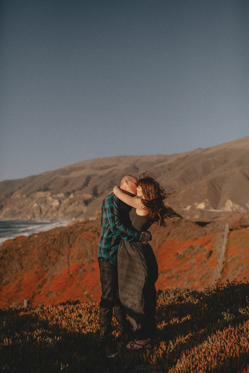 Wedding and Engagement Photography in Big Sur