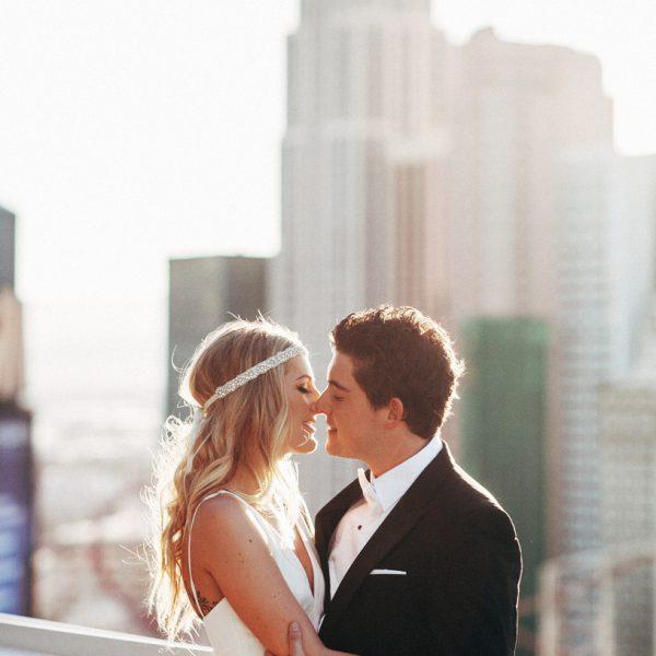 Matt + Madison | A glamorous wedding at the MGM Grand Las Vegas, Nevada