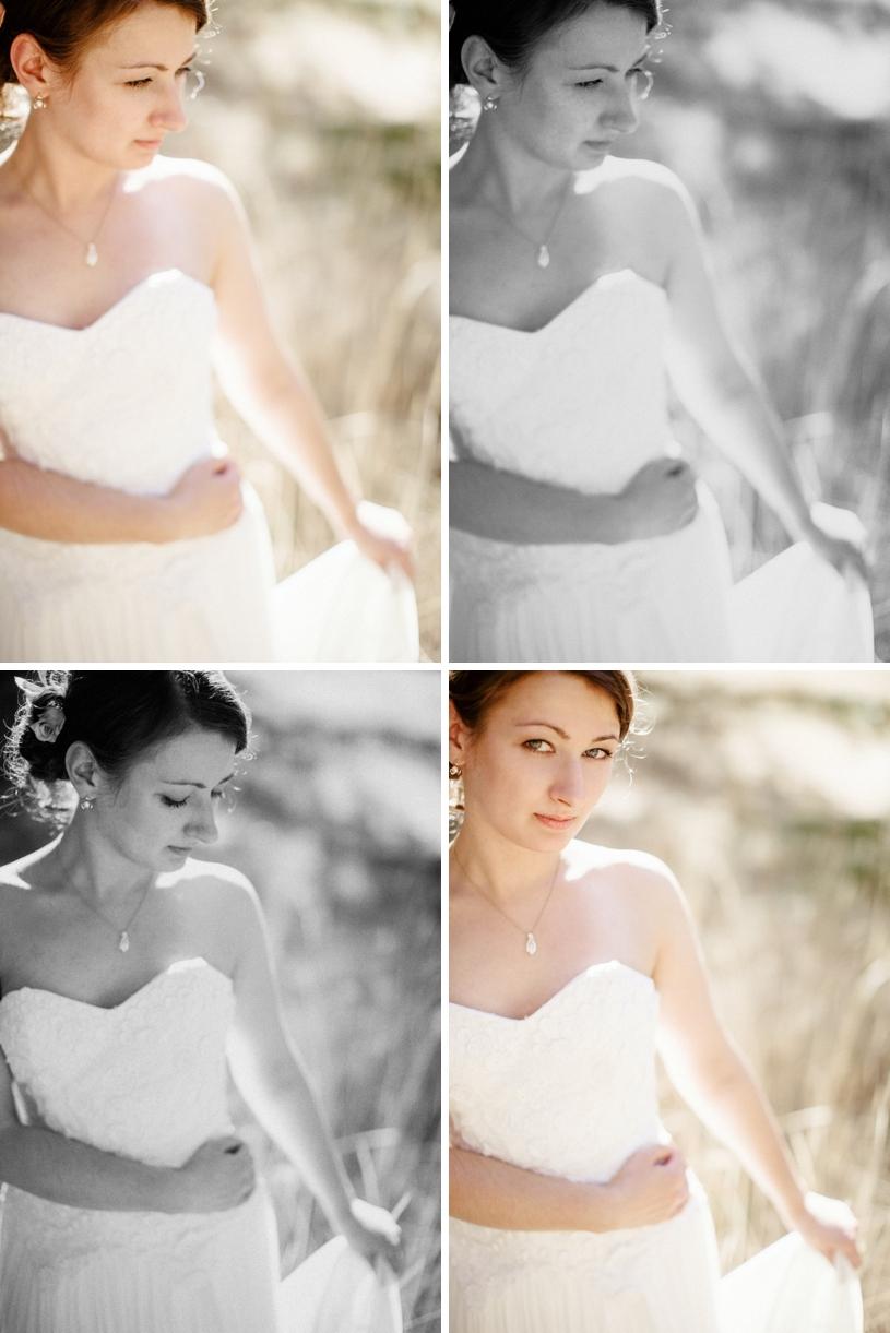 bride are her yosemite wedding