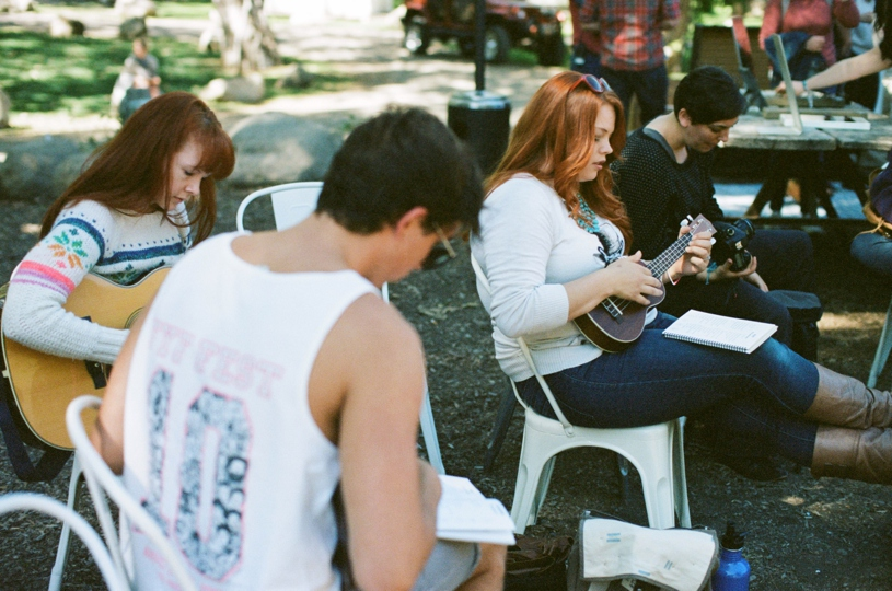 Portra 400 documentary photography of Photo Field Trip 2015 by heather elizabeth photography