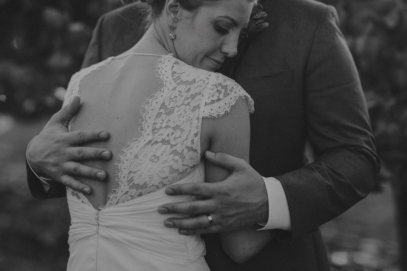 fine art bride and groom portrait in the vineyard of the vine hill house by heather elizabeth photography
