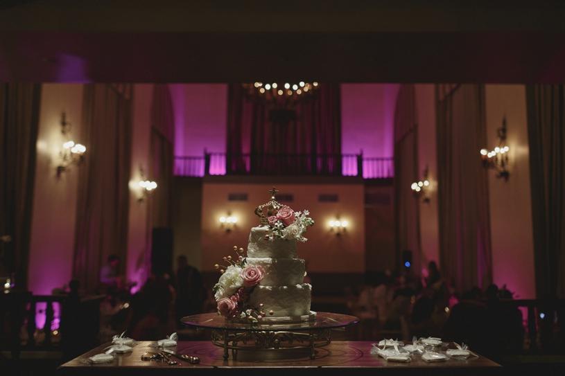 Wedding Reception at the Hotel El Convento in Old San Juan Puerto Rico by Heather Elizabeth Photography