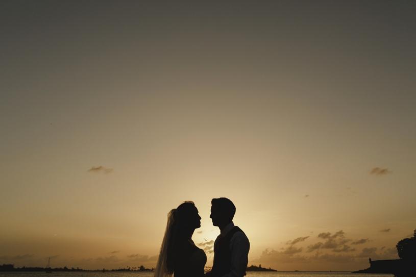 Wedding photography in Old San Juan Purto Rico by Destination wedding photographer Heather Elizabeth