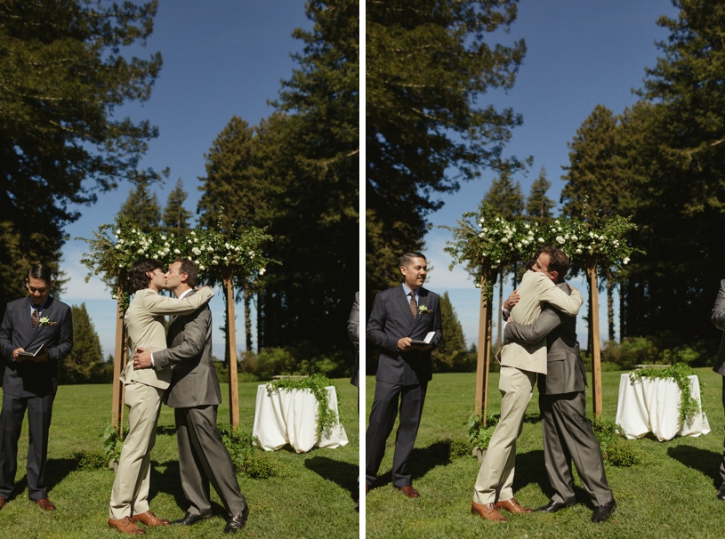 emotional documentary wedding photography at the mountain terrace in woodside california by heather elizabeth photography