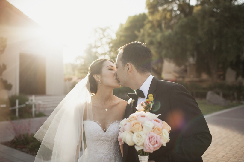romantic spring wedding at the adobo lodge in santa clara by heather elizabeth photography