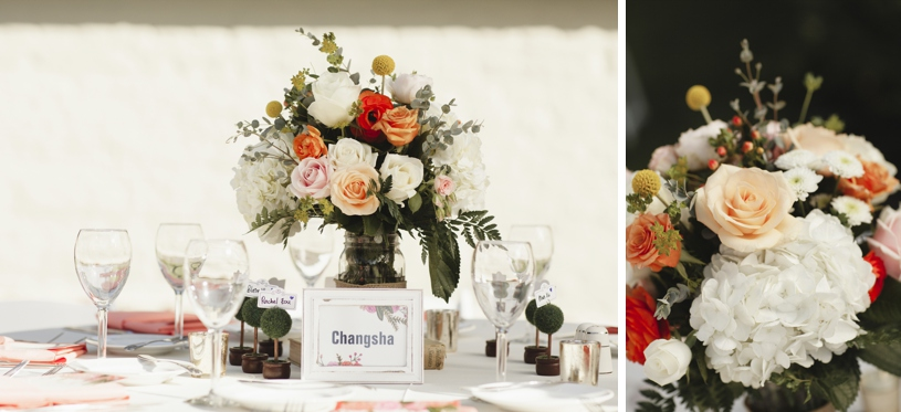 Chic Kate Spade spring wedding at the Adobo Lodge in Santa Clara by Heather Elizabeth Photography