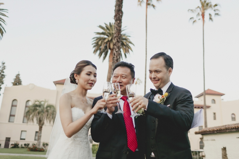 Documentary wedding photography at the Adobo Lodge in Santa Clara by Heather Elizabeth Photography