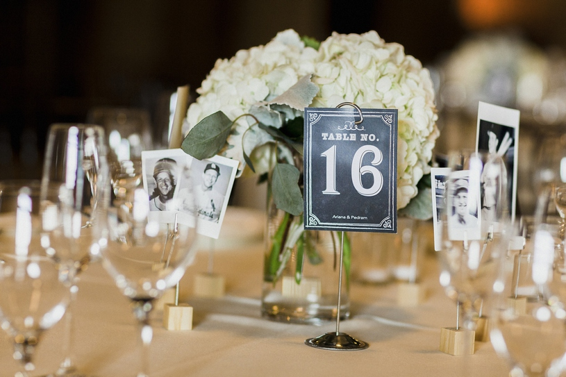 san francisco giants baseball themed wedding at the palm event center by heather elizabeth photography