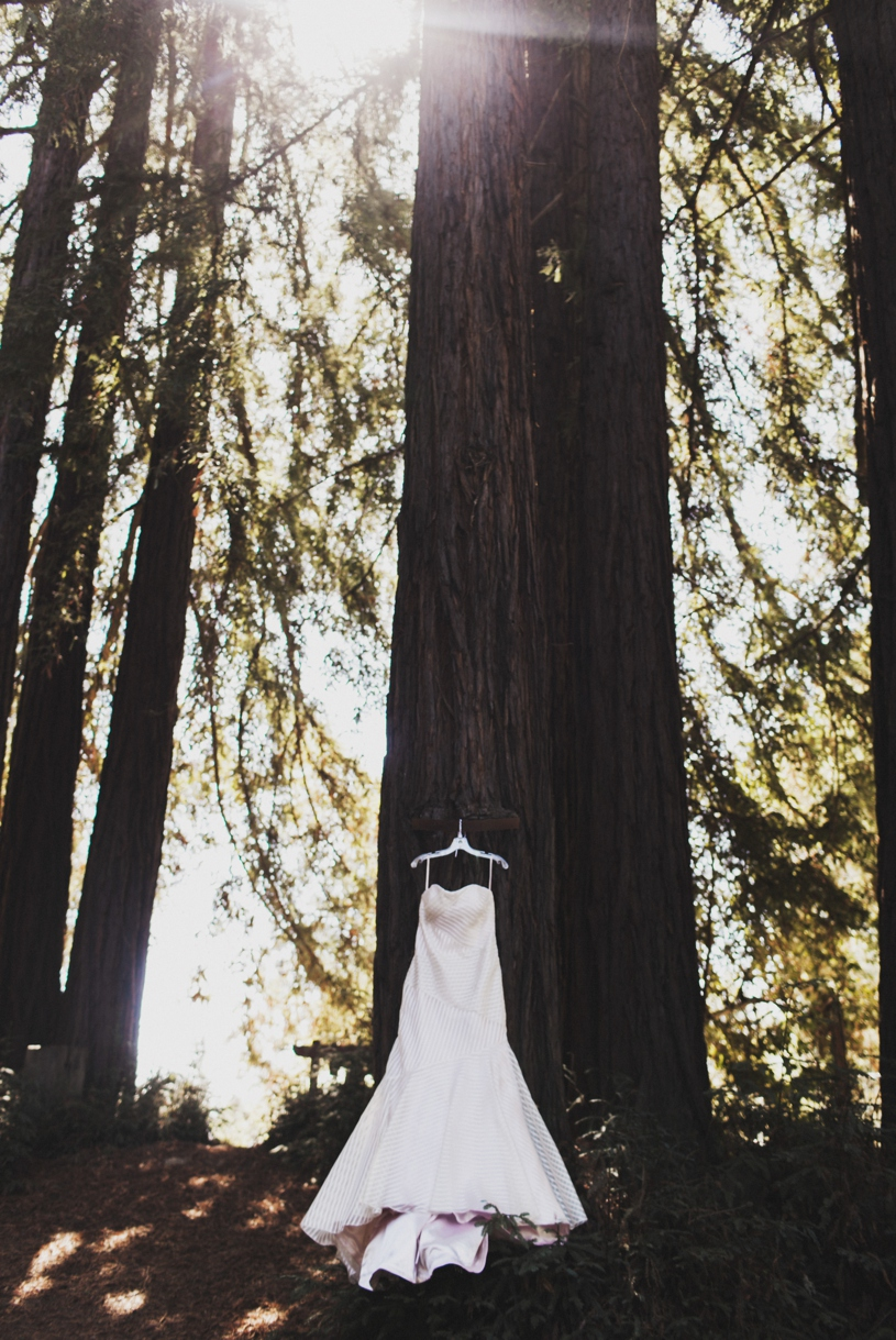 Lezu Atelier Bridal gown at Pema Osel Ling wedding by Heather Elizabeth Photography