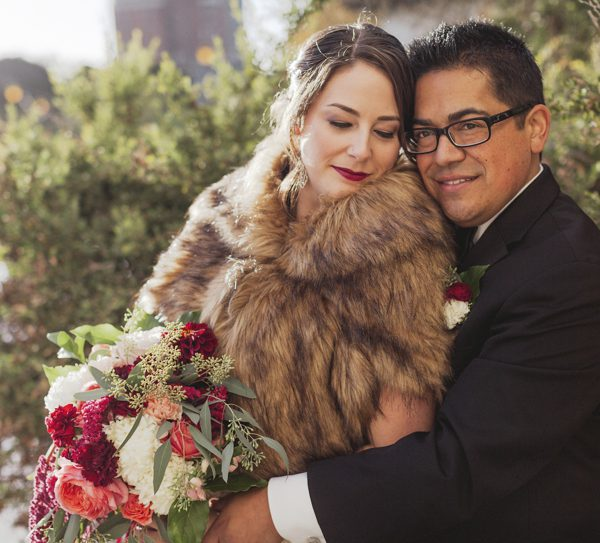 Jenessa + Nathaniel | An elegant fall wedding at The Terrace Room in Oakland