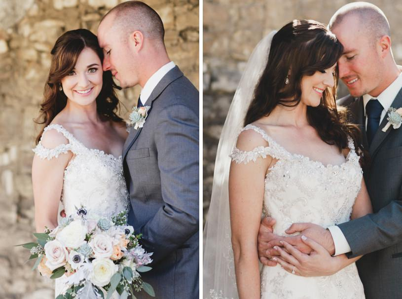 Carmel valley wedding photos at the Perry House by Heather Elizabeth Photography