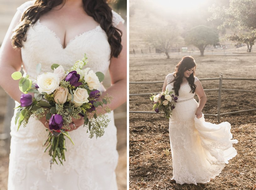 DIY etsy wedding at Bar SZ ranch