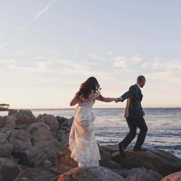 Raichelle + Ben | Wedding at The Perry House, Carmel