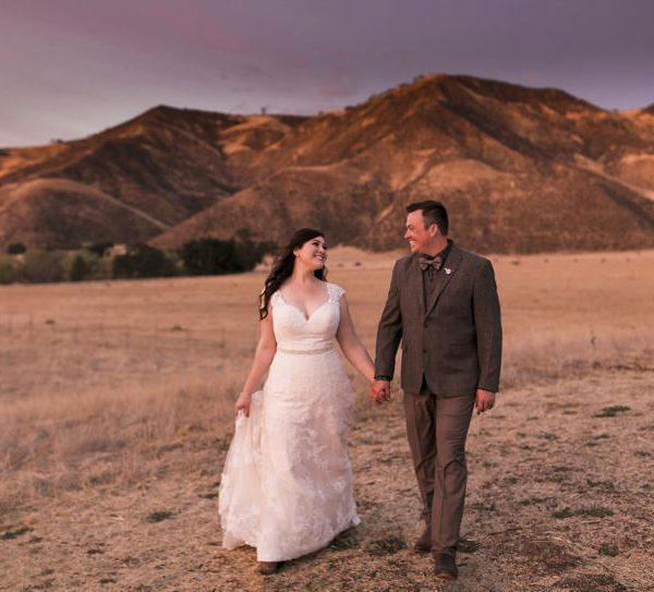 Nicole + Mark | Bar SZ Ranch Wedding in the San Benito Mountains