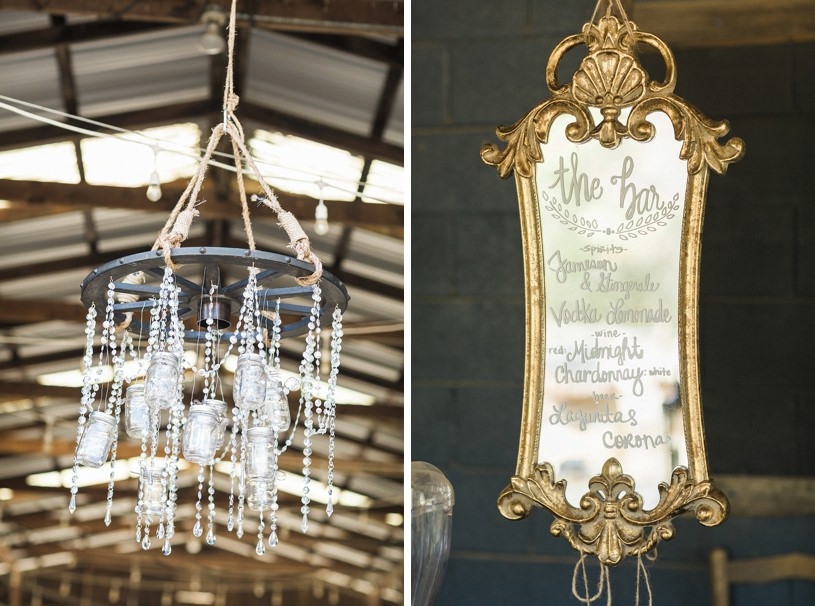 etsy DIY rustic antique wedding details at Bar SZ by Heather Elizabeth Photography