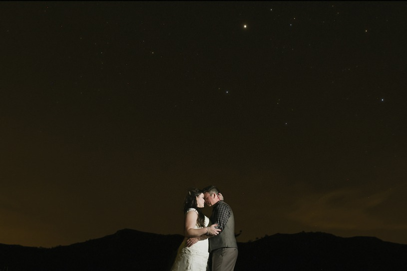 starlight portraits slow exposure at Bar SZ ranch by heather elizabeth photography