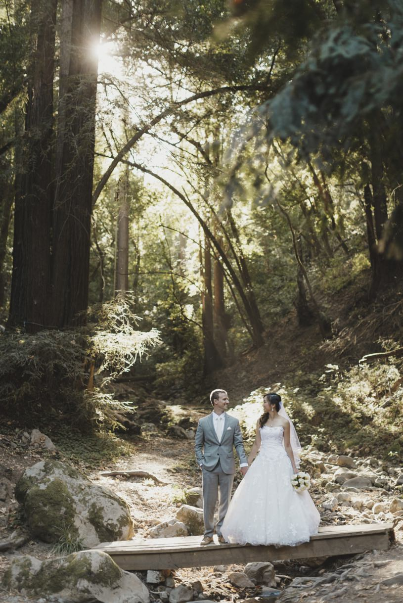 mystical fairytale wedding in saratoga by heather elizabeth photography