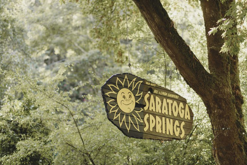saratoga springs wedding photos