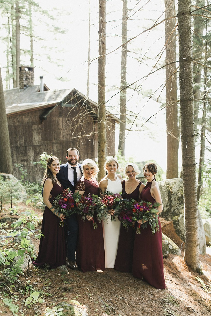 fall wedding colors in upstate new york by heather elizabeth photography