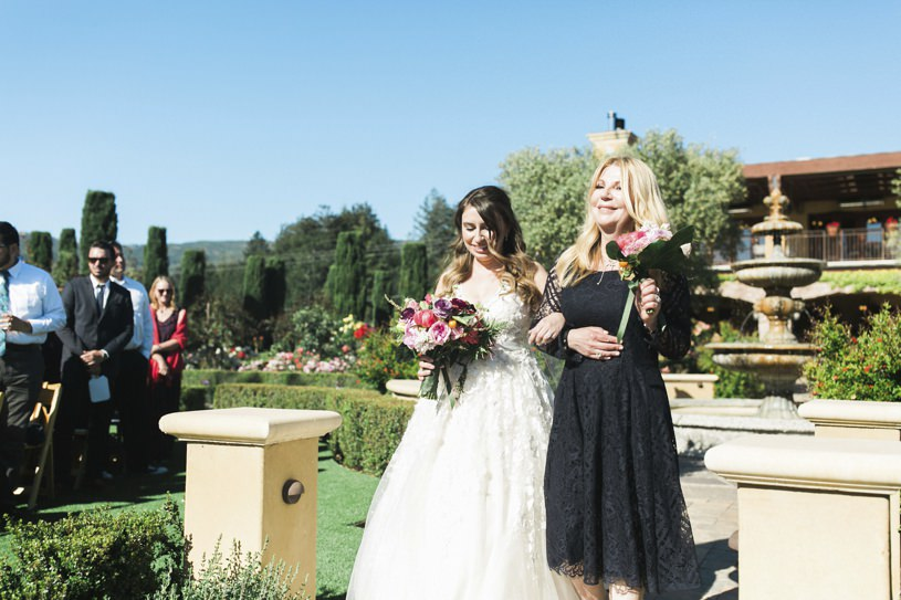 regale winery wedding photos