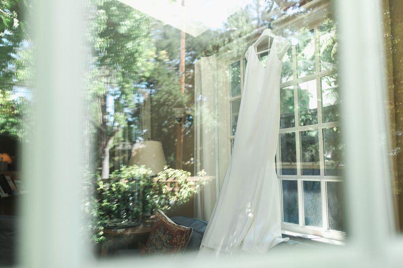 Pronovias wedding gown in palo alto california by heather elizabeth