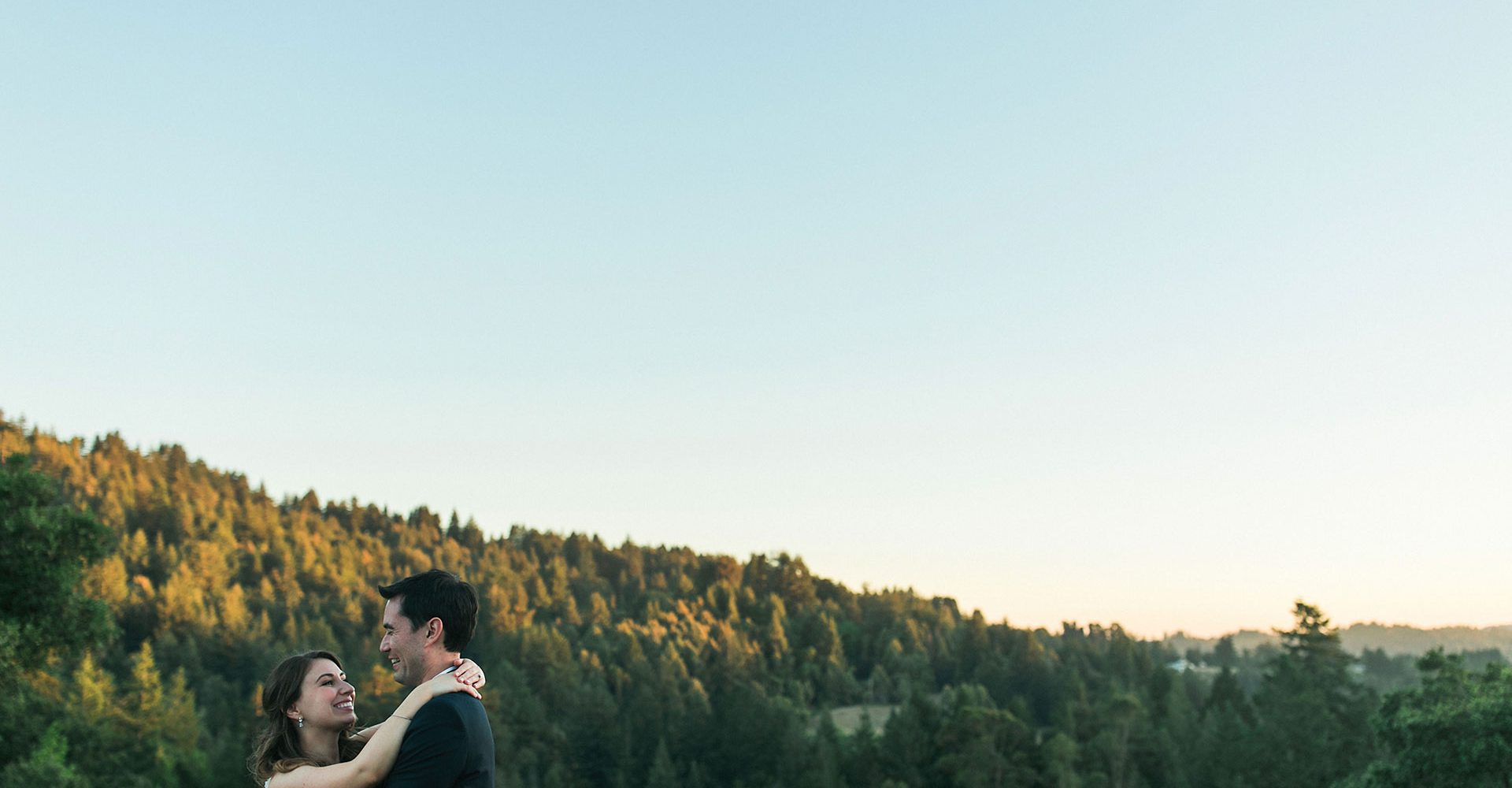 Romantic summer wedding at the Regale Winery in Los Gatos
