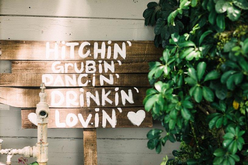 country rustic boho wedding inspiration