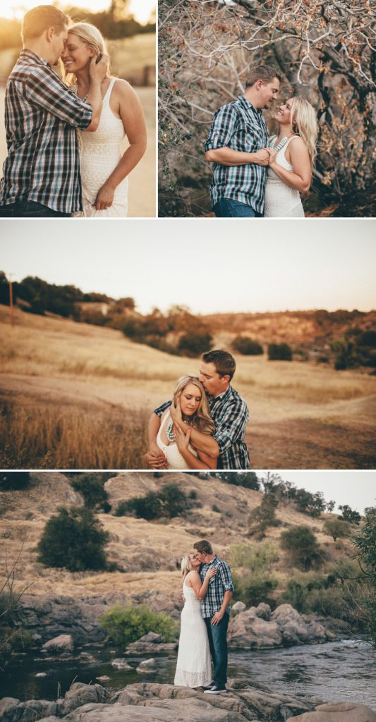 best northern california engagement session locations knights ferry